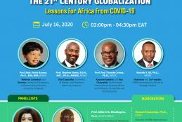 Webinar: Retreat to Nationalism in the 21st Century Globalization